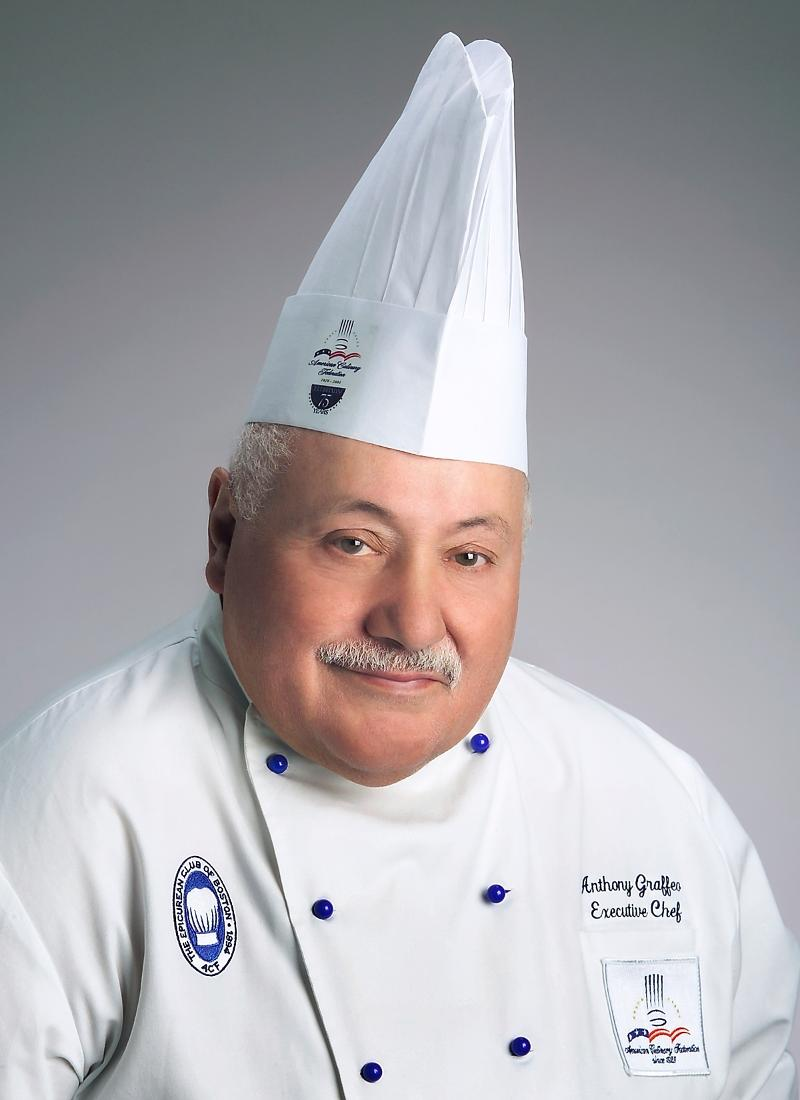 Chef Tony Graffeo CEC, AAC