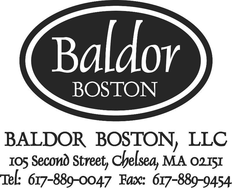 BALDOR BOSTON
