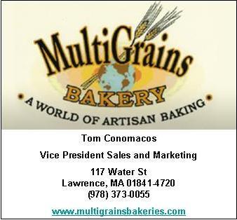 Multigrain Logo Ad
