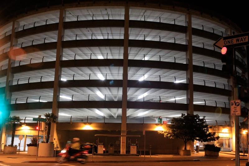 Alameda County Parking Garage