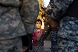"""US troops in Baghdad during """"surge"""""""