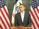 Obama Healthcare Speech in Iowa City