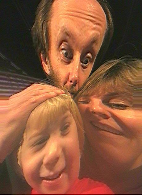 family face warp