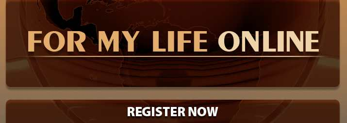 For My Life Online - Click to register