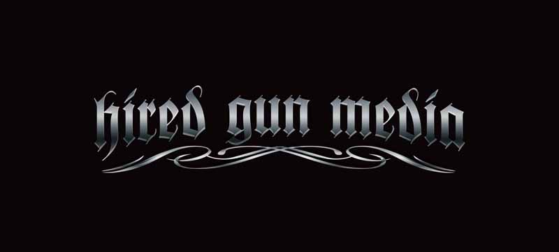Hired Gun Media logo
