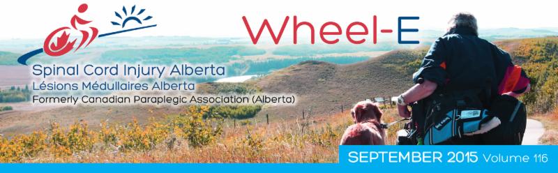 Banner for September 2015 Wheel-E