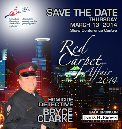 Red Carpet Affair March 13, 2014 Save the Date