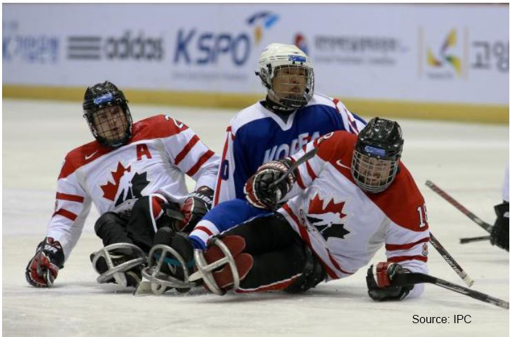 Team Canada Sledge Hockey