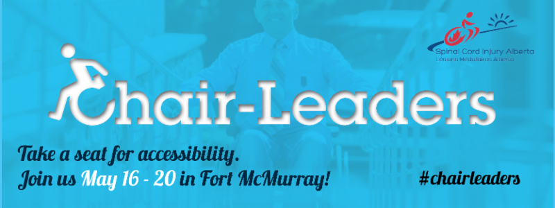 Fort McMurray Chair-Leaders event taking place May 16 - 20th