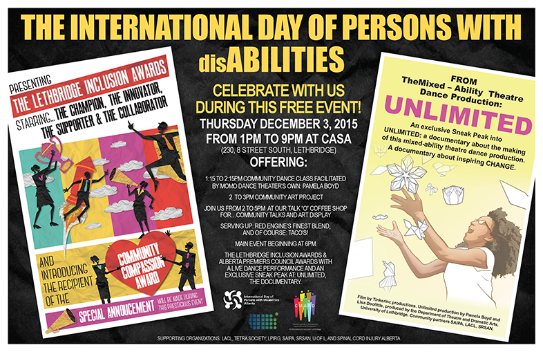 Invitation to IDPD event in Lethbridge on December 3rd_ 2015