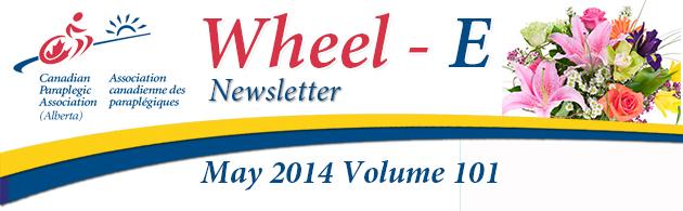May 2014 Wheel-E Banner
