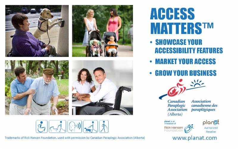 Access Matters Planat Ad