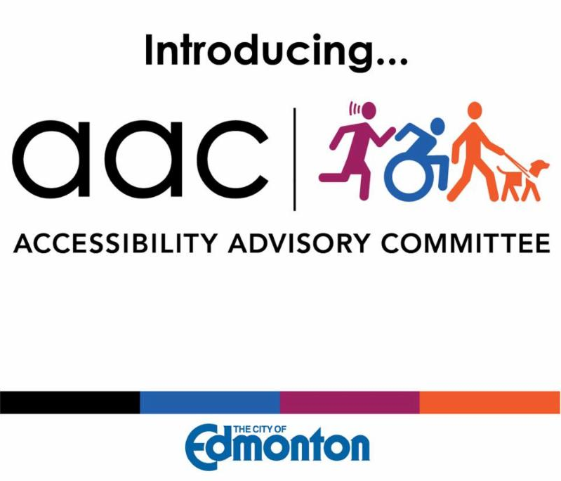 Accessibility Advisory Committee - New Name