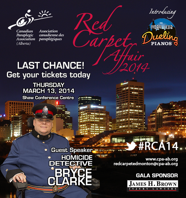 Red Carpet Affair - Last chance. Buy your tickets today.