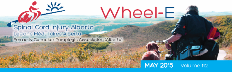Wheel-E banner for May 2015