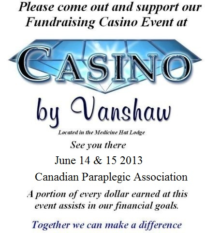 Medicine Hat Casino Information