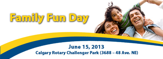 Family Fun Day June 15, 2013