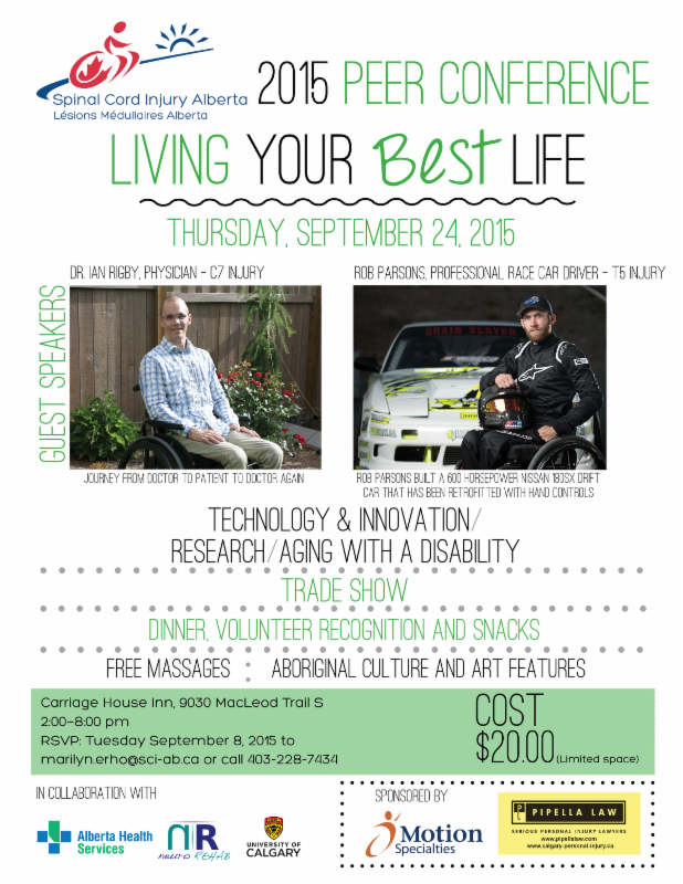 Invitation to Liver Best Life Peer Conference-September 24, 2015