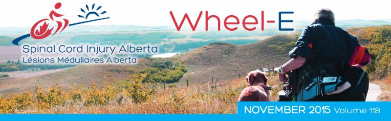 Wheel-E banner for November 2015