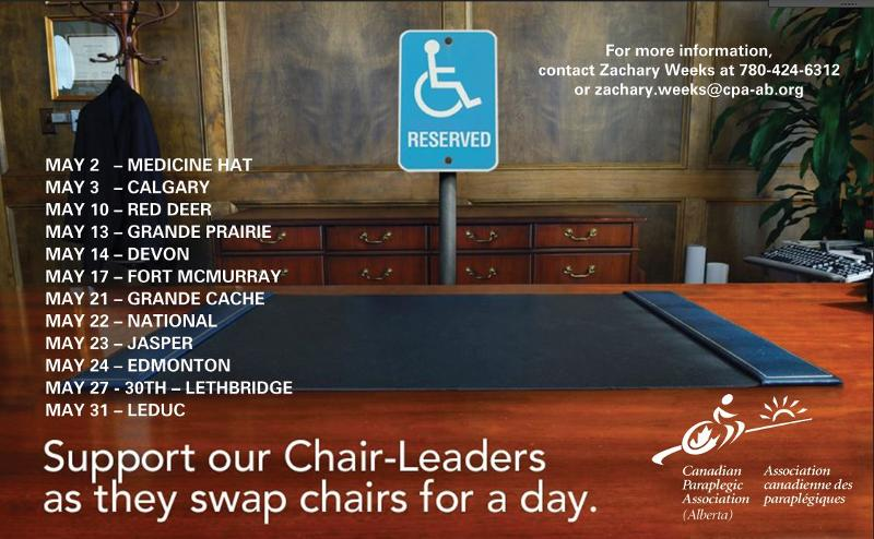 Chair-Leaders Event Dates