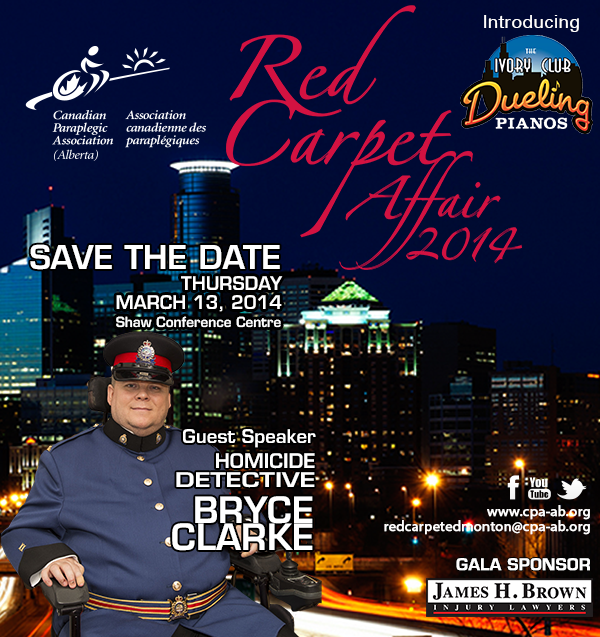 Red Carpet Affair Save the Date for March 13, 2014