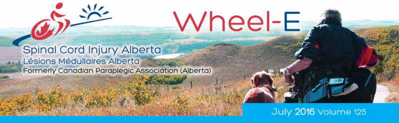 WheelE Banner for July 2016