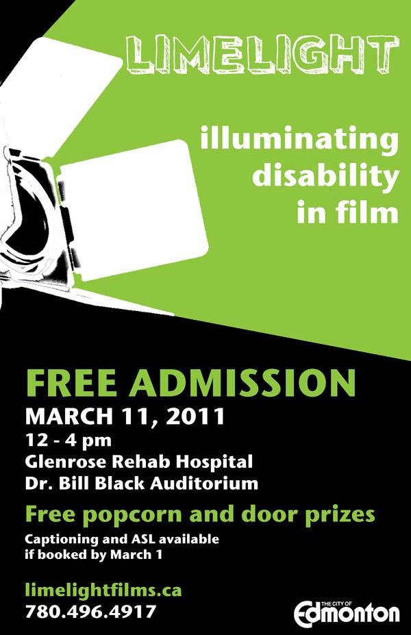 Limelight Film Festival Poster 2011