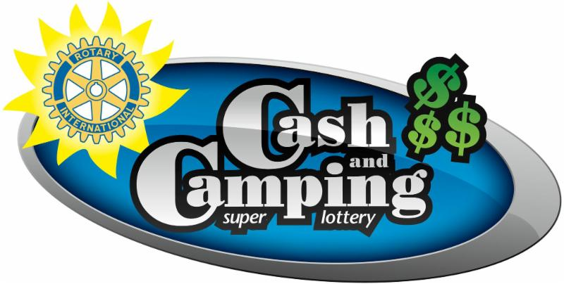 Cash and Camping Lottery Image
