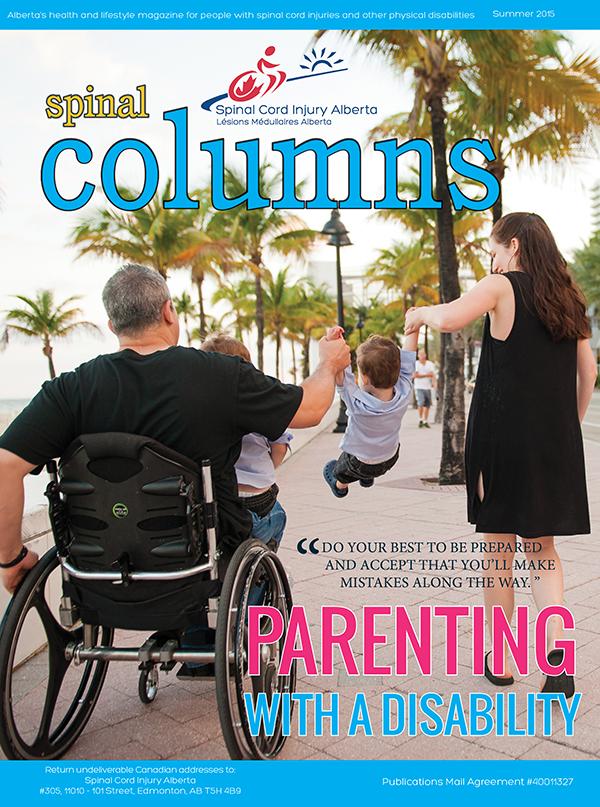 Summer 2015 Spinal Columns magazine