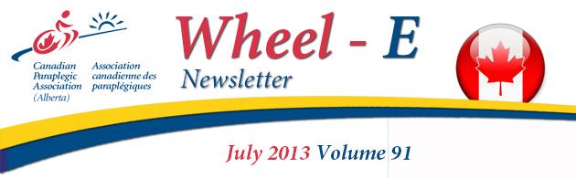Wheel-E July 2013 Banner