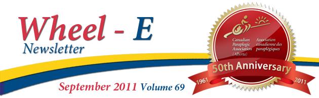 September 2011 Wheel-E Banner