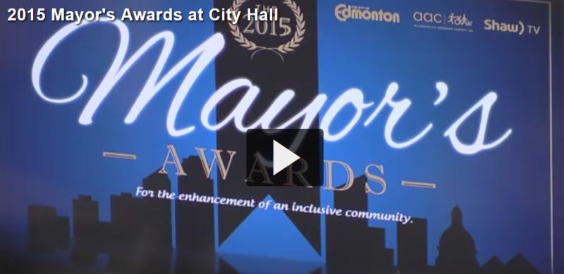 Mayor's Awards 2015