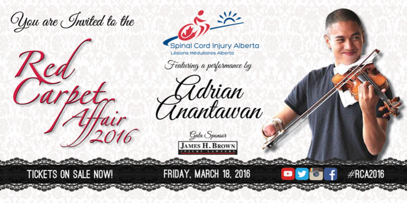 Red Carpet Affair invitation _ join us on Friday_ March 18_ 2016