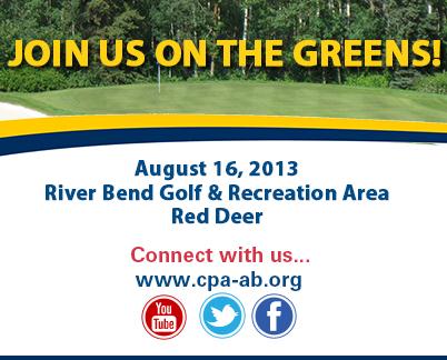 Golf Tournament Red Deer August 16, 2013