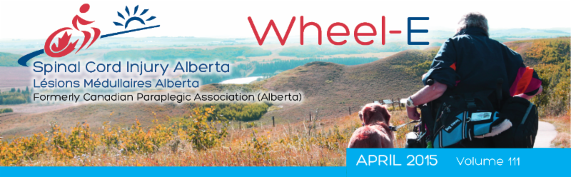 Wheel-E Banner Image for April 2015