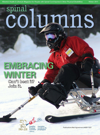 Spinal Columns Winter 2011 Cover