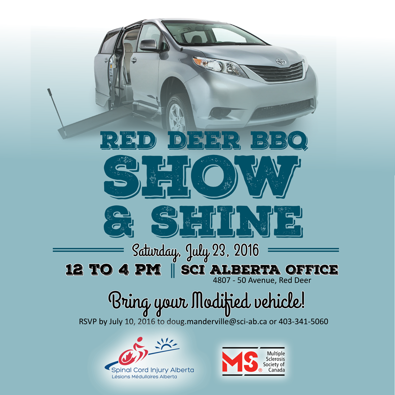 Red Deer BBQ and Show and Shine