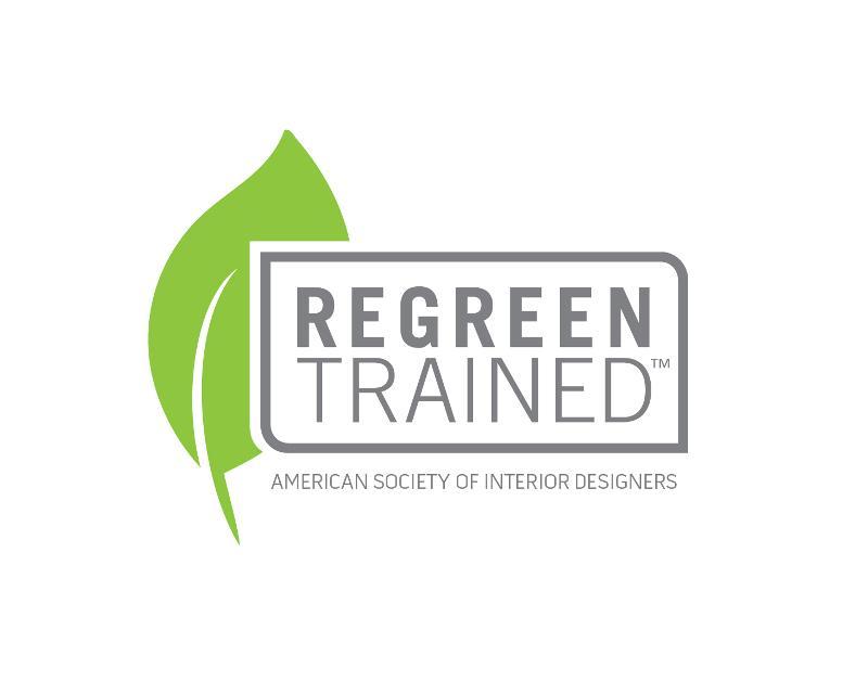 ReGREEN Trained Professional logo