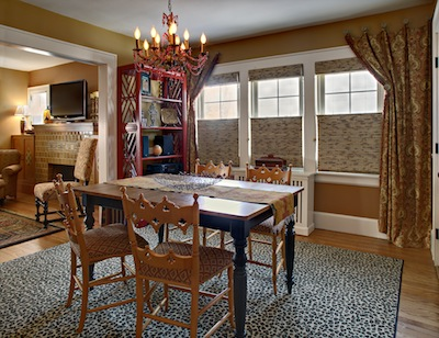 How Would You Describe This Dining Room