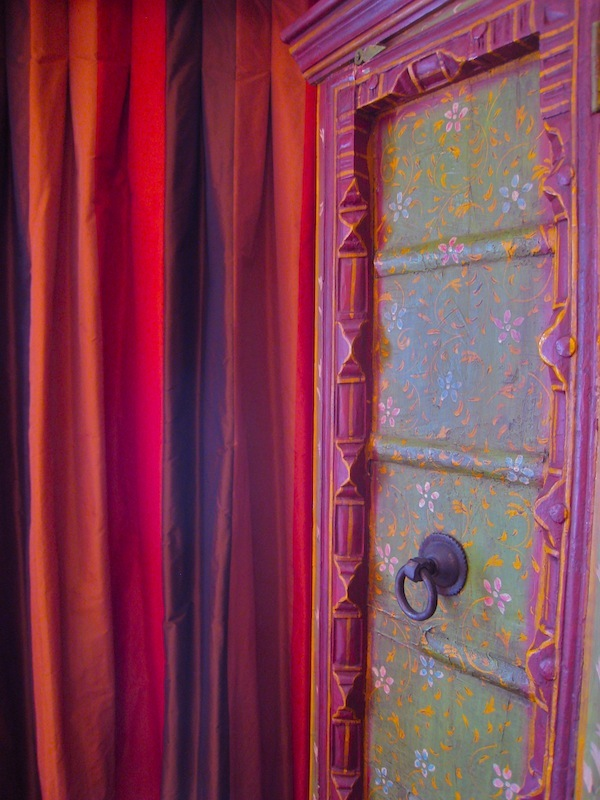 Siena bedroom armoire