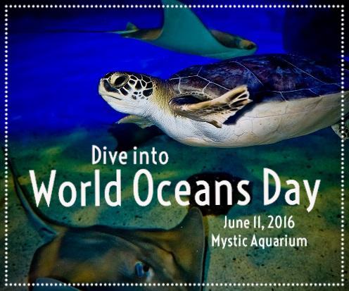 World Oceans Day June 11