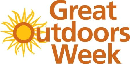 Great Outdoors Week logo