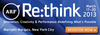 Re:Think 2013 banner ad