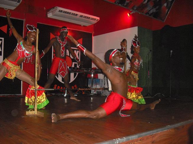Trinidad Dancers