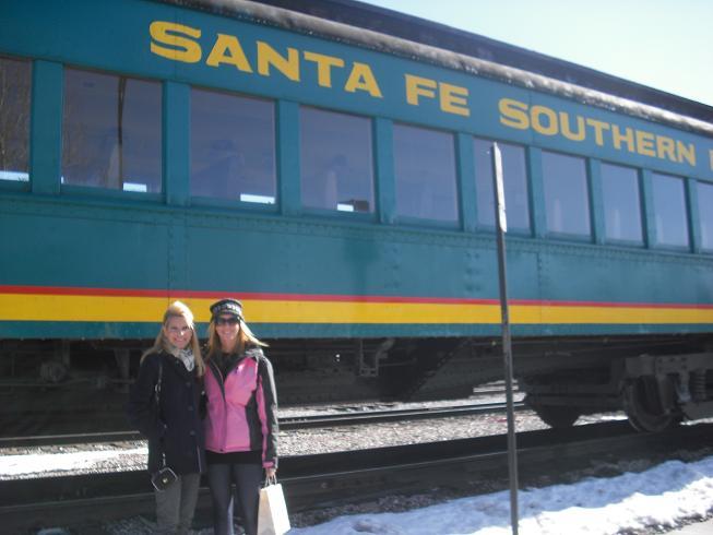 Santa Fe Railyards