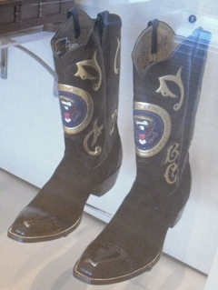 presidential boots
