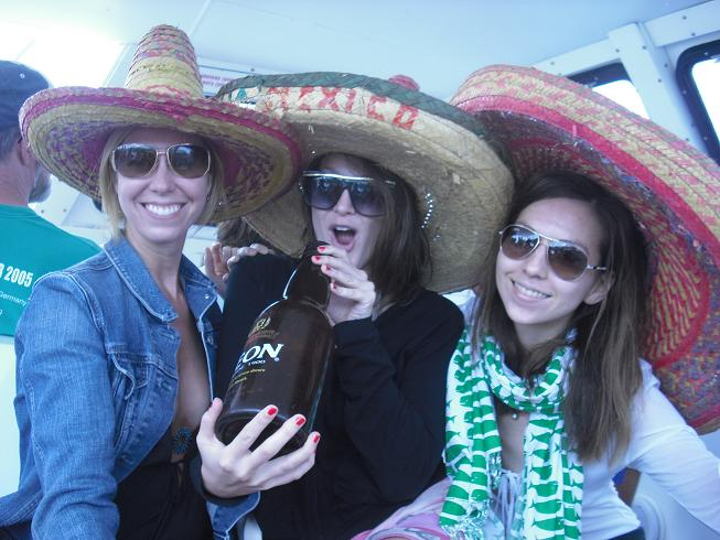 Sombreros and Beer