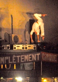 circus festival opening night