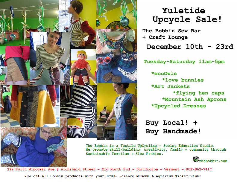 Yuletide Sale Flyer