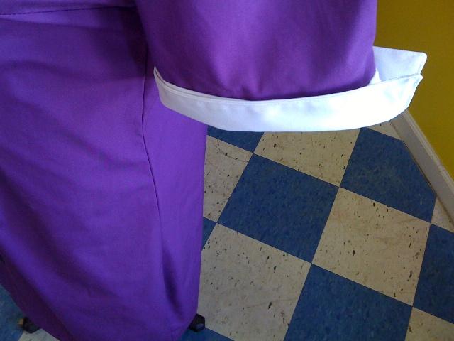 dress sleeve